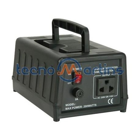Conversor AC/AC 220-110V 200W