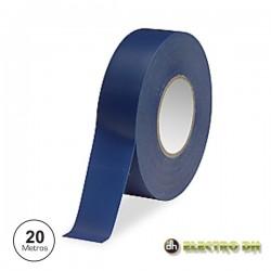 Fita Isoladora Azul 20M Edh