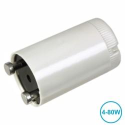 Arrancador p/ Lâmpadas Fluorescentes 4-80W