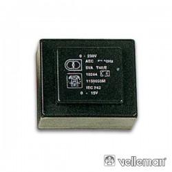 Transformador Encapsulado 0.7Va 1X9V 1X0.078A