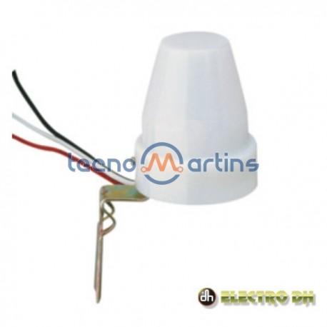 Interruptor Fotoeléctrico Crepuscular10A 230V Edh