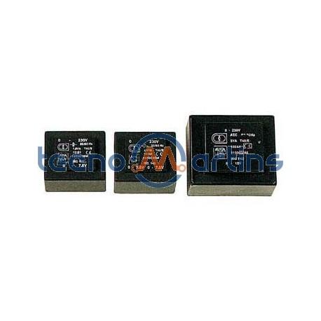 Transformador Encapsulado 0.7Va 1X12V 1X0.058A