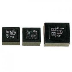 Transformador Encapsulado 1.2Va 2X9V 2X0.067A
