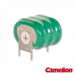 Bateria Ni-Mh 3.6V 143Ma 3P Verticais p/ Ci Camelion