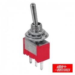 Interruptor de Alavanca Miniatura (On)-On Ci