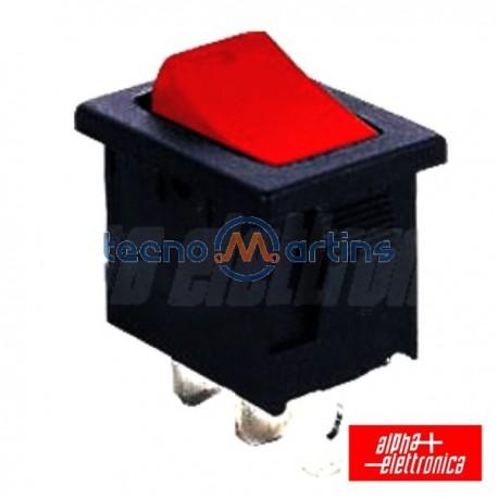 Interruptor Miniatura 6A-250V Spdt On-On
