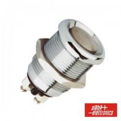 Interruptor de Pressão em Aço Inoxidável Inviolável Spst Norm A