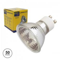 Lâmpada Halogéneo Gu10 50W/230V Dicróica
