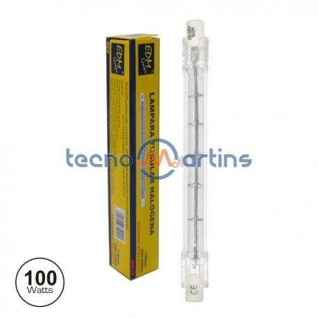Lâmpada Halogéneo R7S 117mm 100W/230V