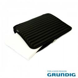 "Bolsa Para Laptop 15.4"" Barras Preta Grundig"