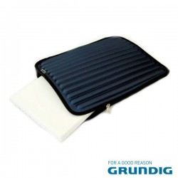 "Bolsa Para Laptop 10.2"" Barras Azul Grundig"