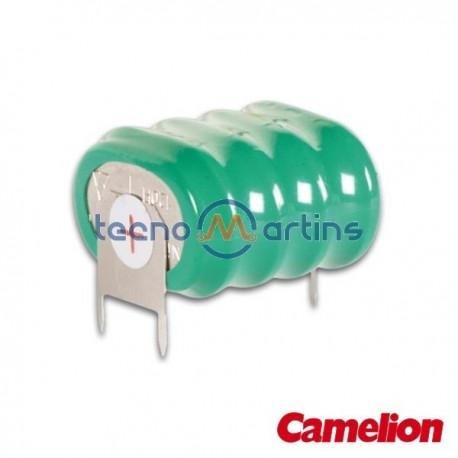 Bateria Ni-Mh 4.8V 143Ma 3P Verticais p/ Ci Camelion