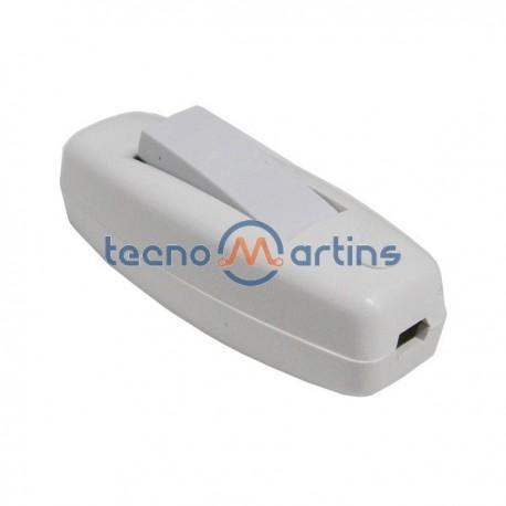 Interruptor de Passagem Bipolar 2A 250V Branco