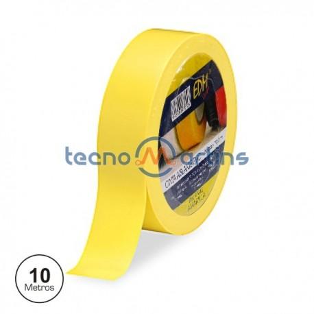 Fita Isoladora Amarela 10M
