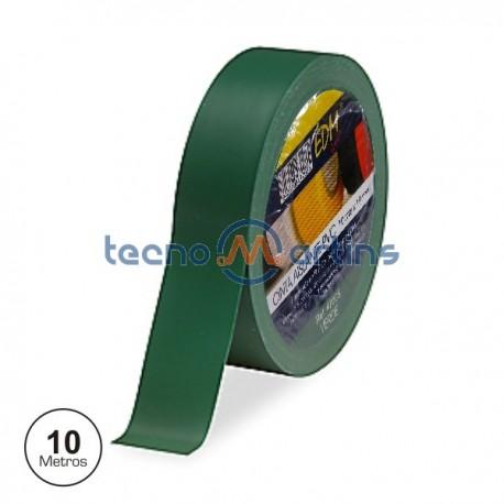 Fita Isoladora Verde 10M