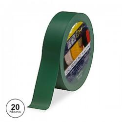 Fita Isoladora Verde 20M