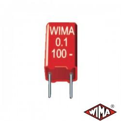 Condensador Polyester 0.01µf 100V 5mm Wima