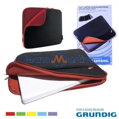 """Bolsa Laptop/Tablet 17"""" Grundig"""