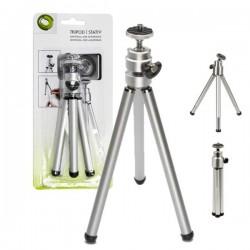 Tripé Mini p/ Máquina Fotográfica