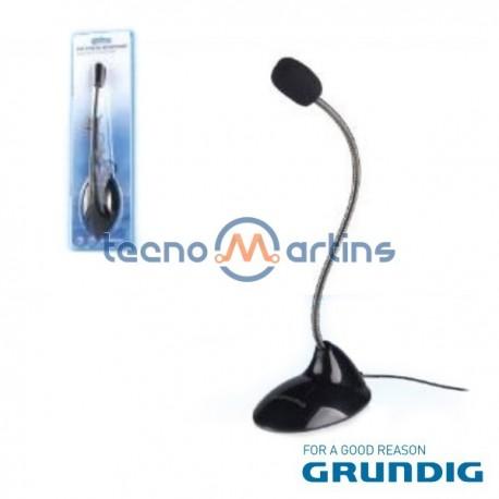 Microfone Para Computador Grundig