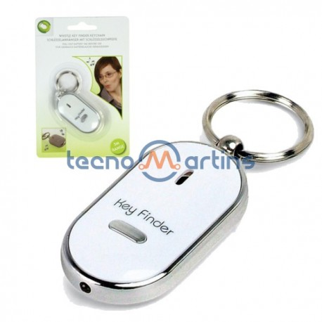 Porta-Chaves c/Detector Por Assobio