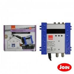 Modulador de Sinal Audio/Vídeo Vhf/Uhf 90Db Join