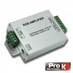 Amplificador p/ Fita Leds Rgb 12V Prok