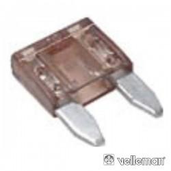 Fusível de Automóvel Mini 7.5A Castanho Velleman