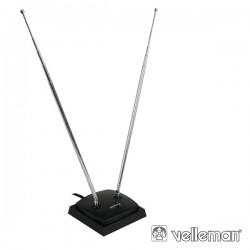 Antena Interior Vhf/Uhf Velleman
