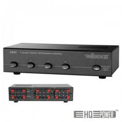 Comutador p/ Caixas Acústicas Hq Power