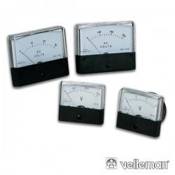 Voltímetro de Painel 150V Ac Velleman