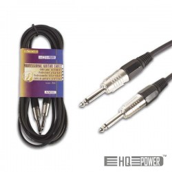 Cabo Audio 2 X Jack 6.35mm Mono Macho 5M Velleman