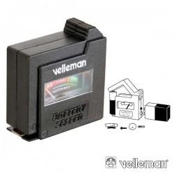 Testador de Baterias Velleman