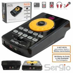 Processador de Efeitos Sons Digital Mp3 Beat Box