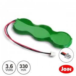 Bateria Ni-Mh 3.6V 330Ma Join