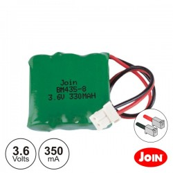 Bateria Ni-Mh 2/3AAA 3.6V 350Ma Join