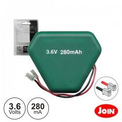 Bateria Ni-Mh 3.6V 280Ma Blister Join
