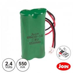 Bateria Ni-Mh AAA 2.4V 550Ma Join