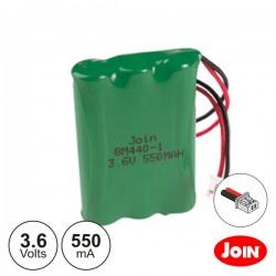 Bateria Ni-Mh AAA 3.6V 550Ma Join
