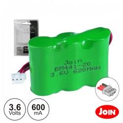 Bateria Ni-Mh 2/3AA 3.6V 600Ma Join