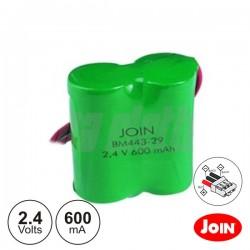 Bateria Ni-Mh 2/3AA 2.4V 600Ma Join