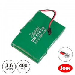 Bateria Ni-Mh 3.6V 400Ma Join
