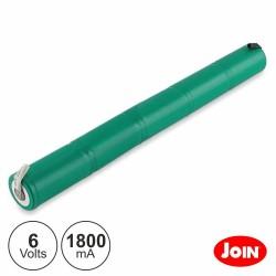 Bateria Ni-Mh 5xC 6V 1800mA Join