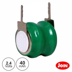 Bateria Ni-Mh 2.4V 40Ma Join