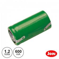 Bateria Ni-Mh 2/3AA 1.2V 600Ma - Join