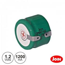 Bateria Ni-Mh 1/3 C 1.2V 1200Ma Join
