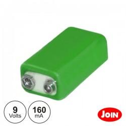 Bateria Ni-Mh 9V 160Ma Join