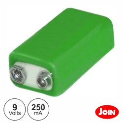 Bateria Ni-Mh 9V 250Ma Join