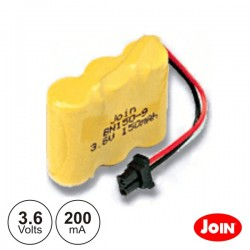 Bateria Ni-Cd 3.6V 200Ma Blister Join