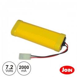 Bateria Ni-Cd Sc 7.2V 2000Ma